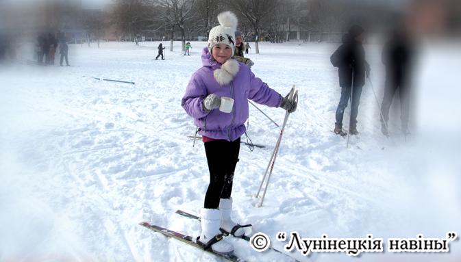лыжи 2016