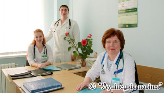 З Днём медыцынскага работніка!