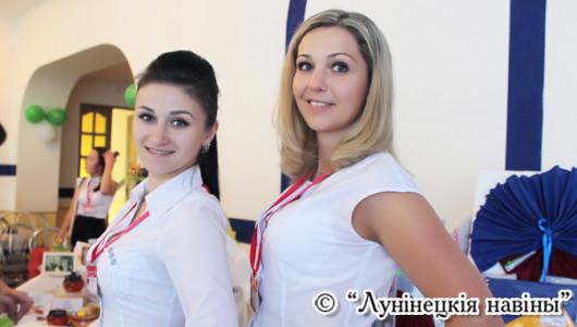 """Пушкін і Лермантаў разам з """"Дарамі Палесся"""""""