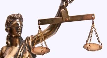 У Лунінцы звяршыўся судовы працэс над двума лунінчанамі