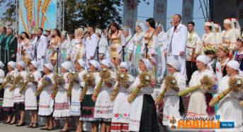 Абласныя «Дажынкі» прайшлі на Століншчыне