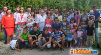 11 дзяцей выгадавалі ў сям'і Арэхва з Велуты