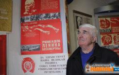 Урачыстасць з нагоды 100-гадовага юбілею Кастрычніцкай рэвалюцыі адбылася ў Лунінцы