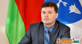 «Прамая лінія»: адказвае намеснік старшыні райвыканкама Анатоль Захаркевіч