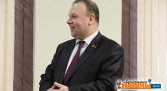 Прием в Синкевичах проведет председатель райсовета Виктор Рафалович