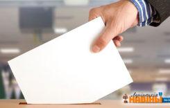 Начинается досрочное голосование