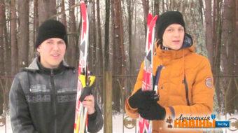 7 каманд навучальных устаноў раёна сабраліся на спаборніцтвы па лыжных гонках сярод школьнікаў