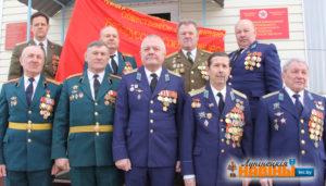 23 лютага — цудоўная нагода сустрэцца і ўспомніць маладосць для членаў Беларускага саюза афіцэраў на чале з Уладзімірам Жураўлёвым