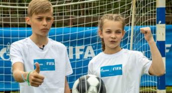 Определены участники международной детской социальной программы «Футбол для дружбы»