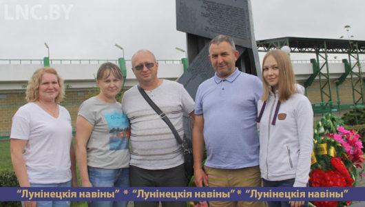 Удивительная встреча с земляками Клавдии Баженовой