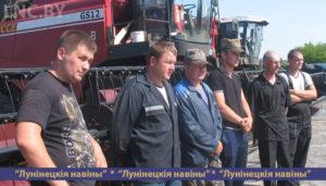 В «Городокском» закончили убирать рапс. На очереди — тритикале