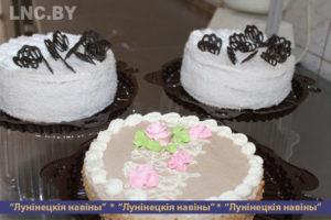 Замороженные ТОРТЫ стали производить лунинецкие кондитеры