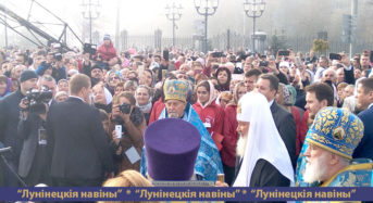 Паломническая поездка в Минск на встречу со Святейшим Кириллом, Патриархом Московским и всея Руси