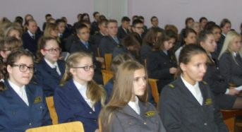 В формате интересного диалога прошла встреча сотрудников РОВД и УВД с учениками и педагогами СШ №2 г. Микашевичи