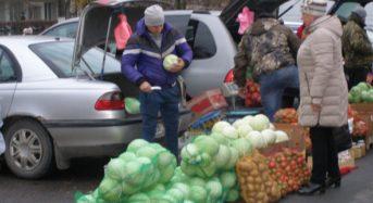 На Лунинетчине продолжается сезон осенних сельскохозяйственных ярмарок