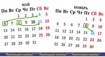 График переноса рабочих дней в 2019 году утвержден в Беларуси