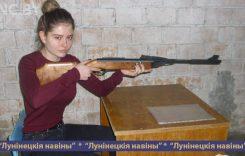 На базе СШ №2 г. Лунинца прошло открытое первенство района по стрельбе из пневматической винтовки