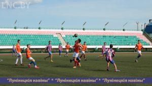 Первенство района по футболу определило победителя