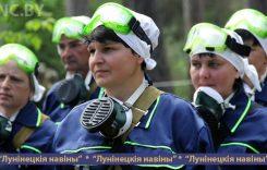 На Лунинетчине прошли соревнования санитарных дружин
