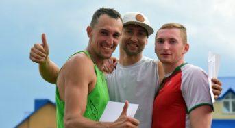 Лунинчанин взял «серебро» на кубке Беларуси по легкоатлетическим многоборьям