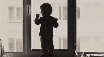 Ребенок выпал из окна детского сада