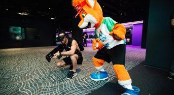 Турнир в парке виртуальной реальности TELEPORT