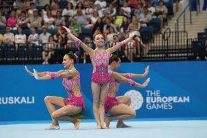 Первое золото Беларуси на II Европейских играх