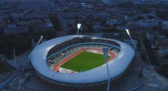 Началась подготовка к церемонии открытия II Европейских игр
