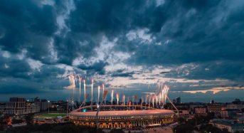 В Минске состоялась церемония открытия II Европейских игр
