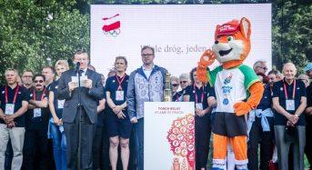 II Европейские игры презентованы на Олимпийском пикнике в Польше