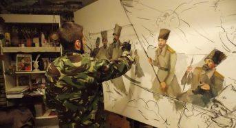 Прикоснуться к армии через искусство