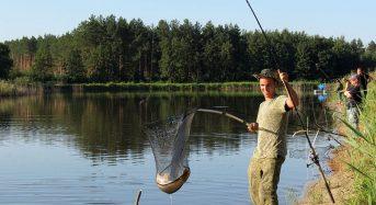 Первенство по летней спортивной рыбалке прошло на о. Шальное