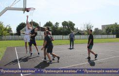 РФСК «Здоровье» организовал турнир по стритболу среди дворовых команд