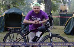 Велосипед вместо автомобиля. Как житель Микашевич проезжает 200 километров в день