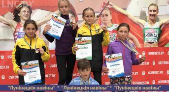 Лунинецкие школьники приняли участие в брестской «Школиаде»