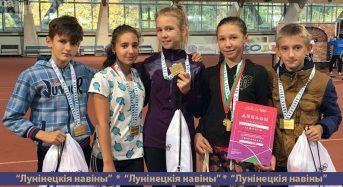 Юные спортсмены Лунинетчины приняли участие в «Школиаде»