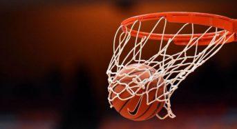 Завершился первый финальный день спартакиады по баскетболу