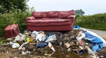 Как утилизировать крупногабаритный мусор?