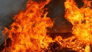 С начала года в районе произошло 54 пожара