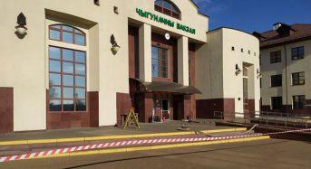 В Пинске сообщили о «бомбе» на железнодорожном вокзале