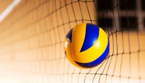 Определены полуфиналисты соревнований по волейболу