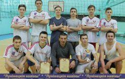 Двойная победа редигеровских волейболистов