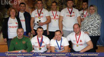 На турнир в Микашевичи съехались атлеты со всей республики