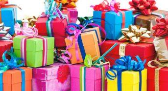 Райпо подготовило подарки покупателям