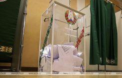 Брестская область выбрала своих представителей в Совет Республики