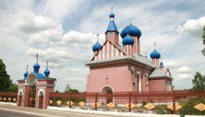 В Микашевичах из храма украли пожертвования