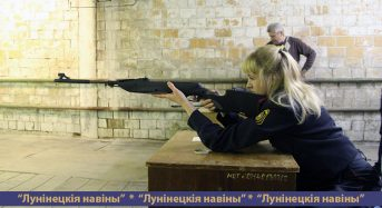 Соревнования по стрельбе из пневмовинтовки состоялись на базе СШ №2