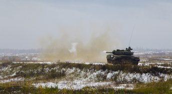 В Вооруженных Силах продолжаются мероприятия по проверке боевой готовности