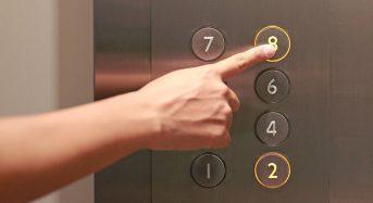 В Лунинце заменили все старые лифты