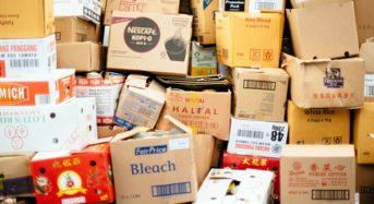 Ввели новые правила по ввозу товаров из-за границы